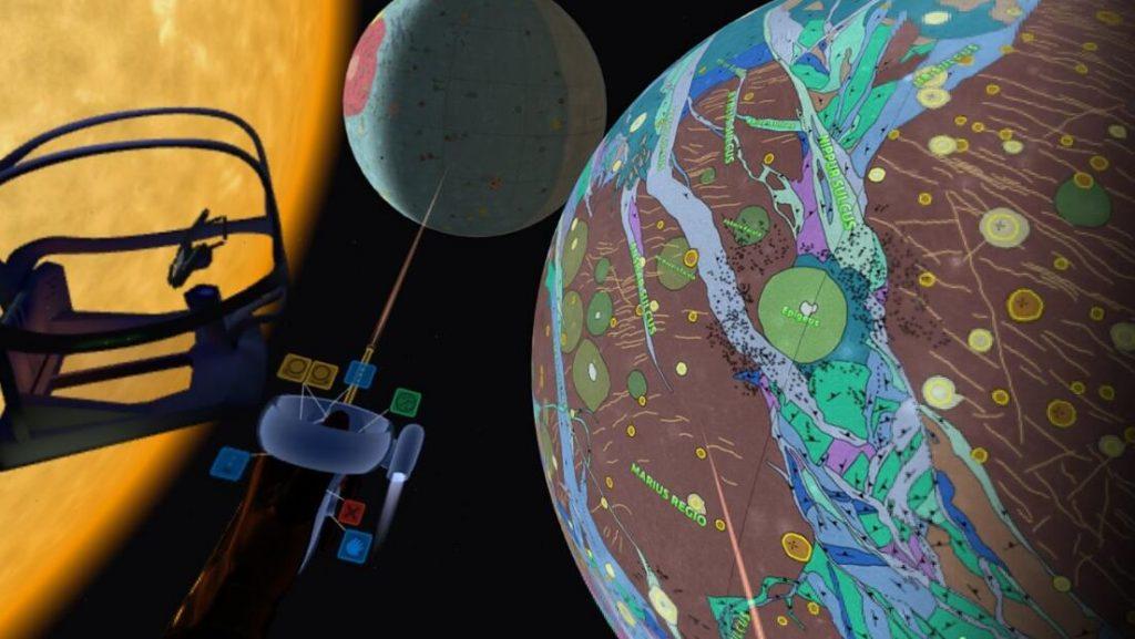 Oculus Quest游戏《Titans of Space PLUS》泰坦宇宙之旅插图
