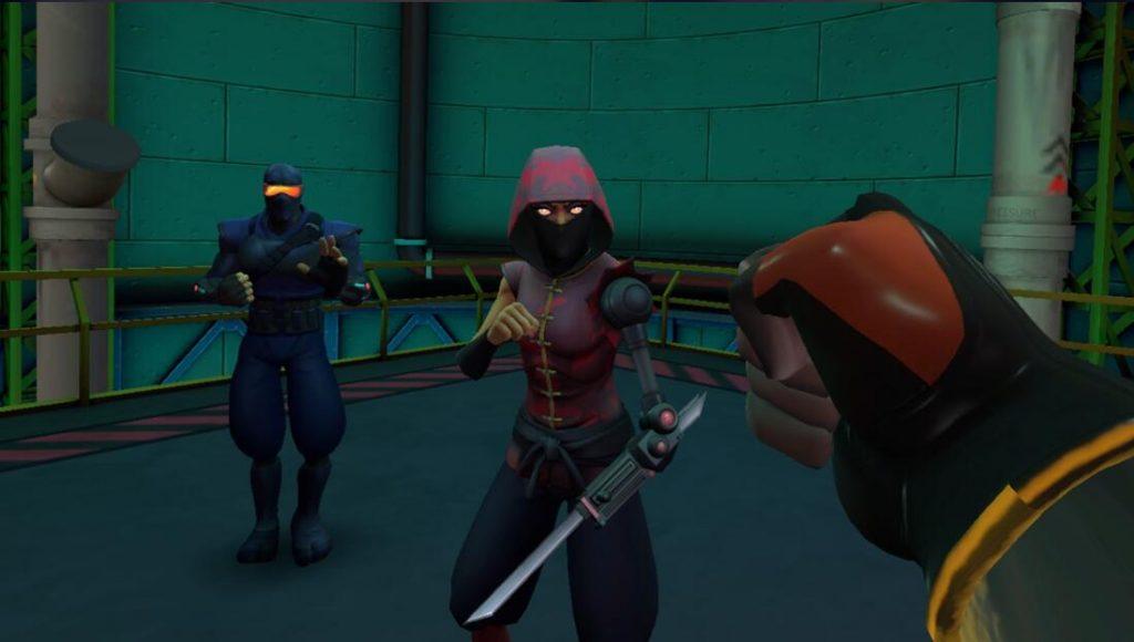 Oculus Quest游戏《Path of the Warrior》勇士之路插图