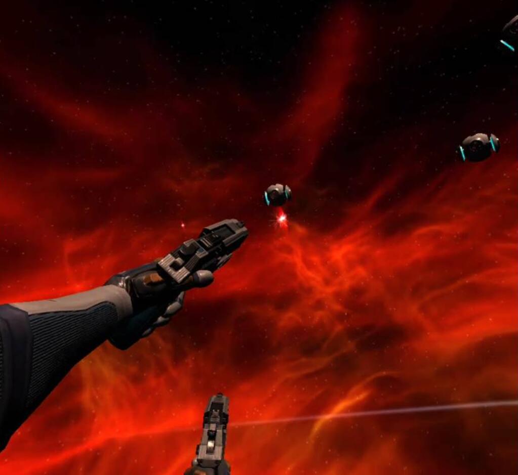 Oculus Quest游戏《DroneLight》防御射击插图