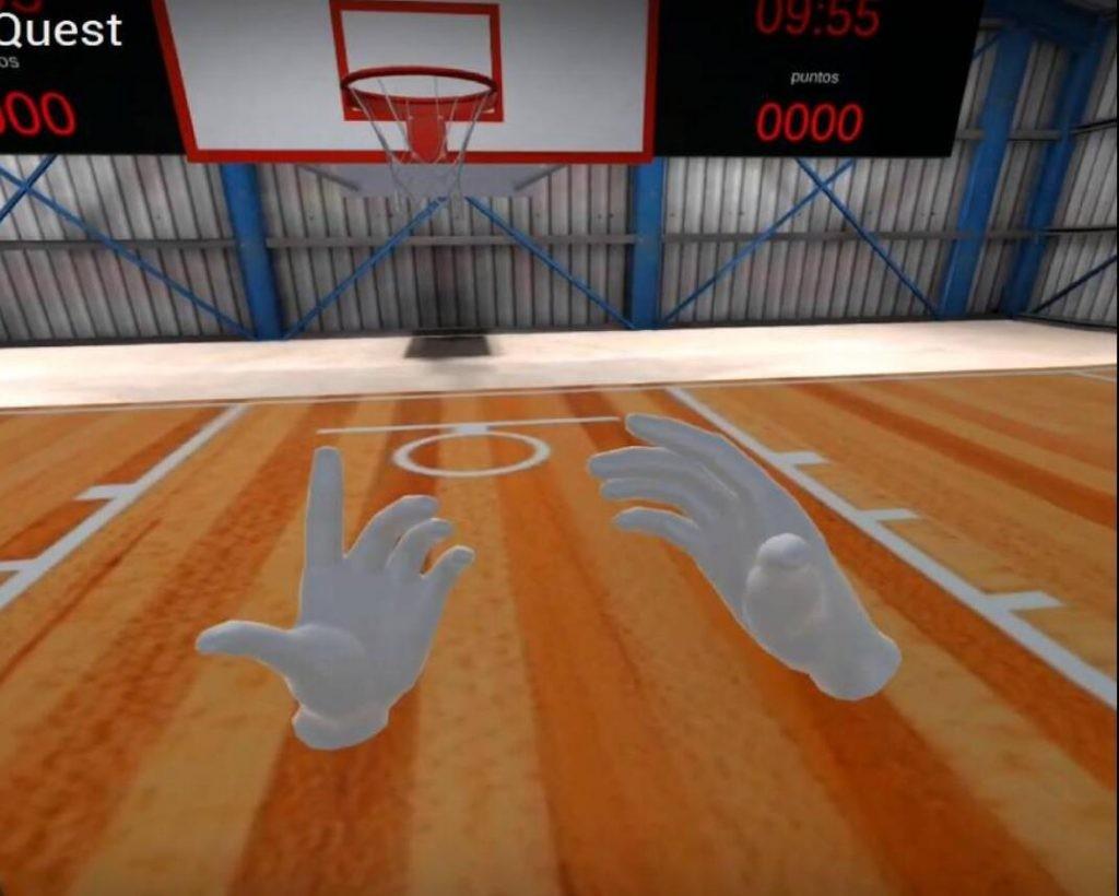 《Basket VR》篮球VR