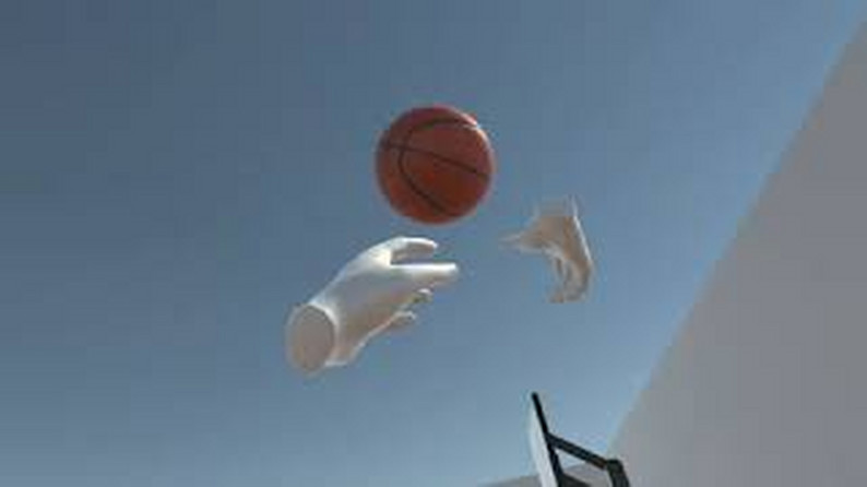Oculus Quest 游戏《KOTC VR Basketball》VR投篮插图