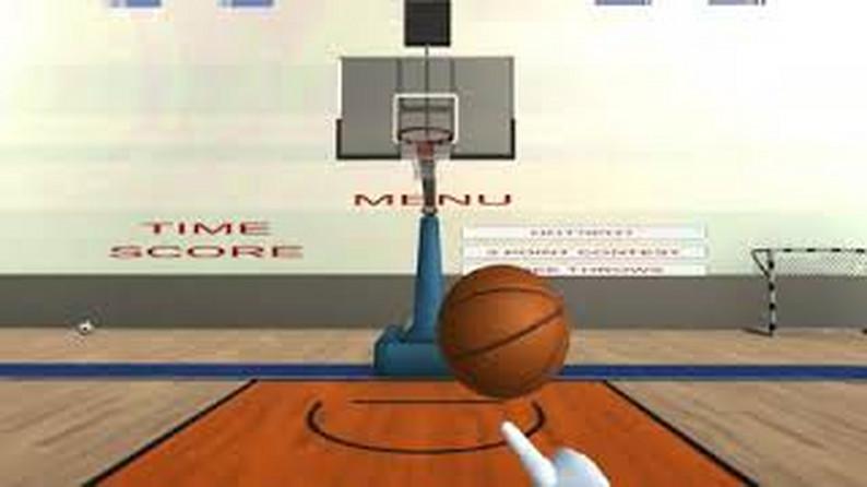Oculus Quest 游戏《KOTC VR Basketball》VR投篮插图(1)