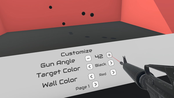 Oculus Quest 游戏《VR Aim Trainer》VR目标训练师插图(3)