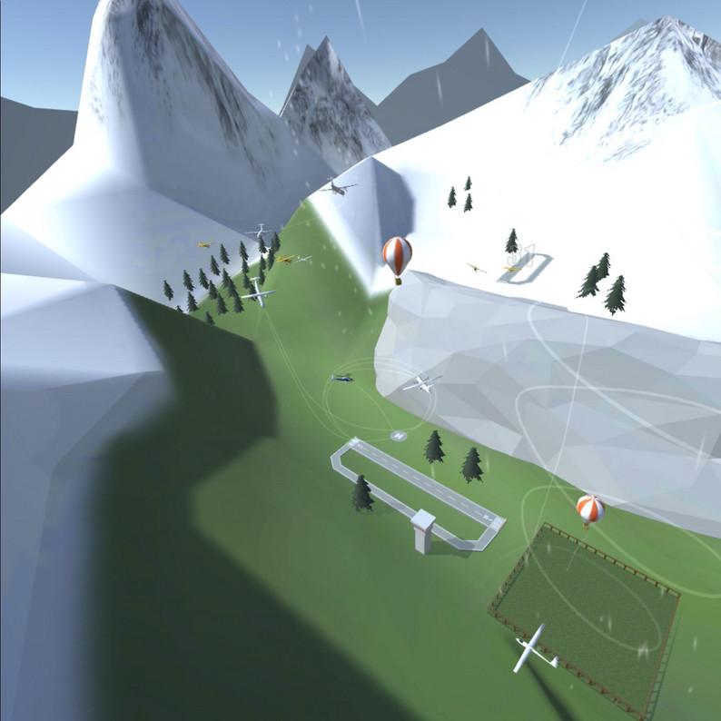 Oculus Quest游戏《Control Tower VR》VR控制塔插图(1)