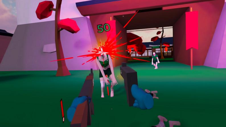 Oculus Quest 游戏《Zombie World VR》僵尸世界插图(2)