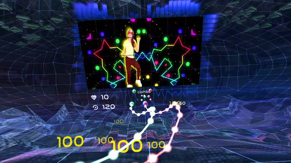 Oculus Quest游戏《MoveItUp》移动节奏插图
