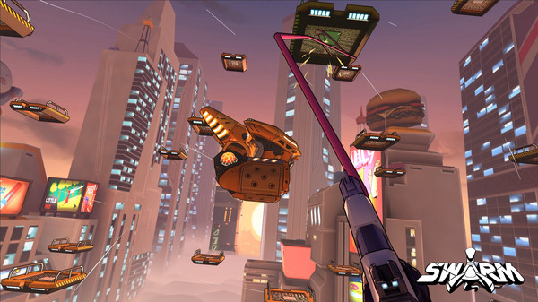 Oculus Quest游戏《群战VR》SwarmVR 游戏下载